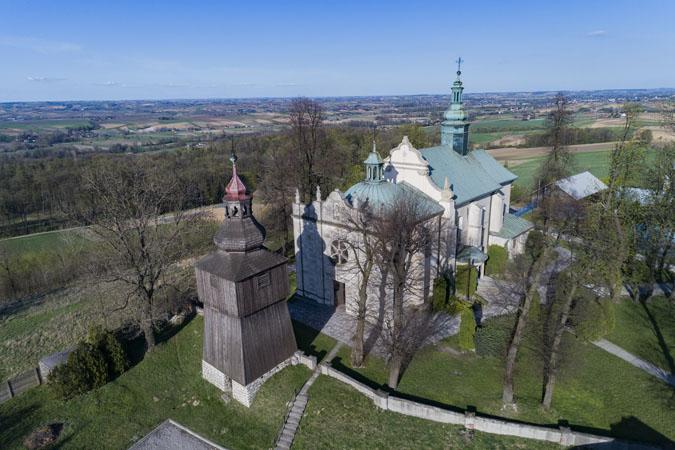 Kościół w Koniuszy