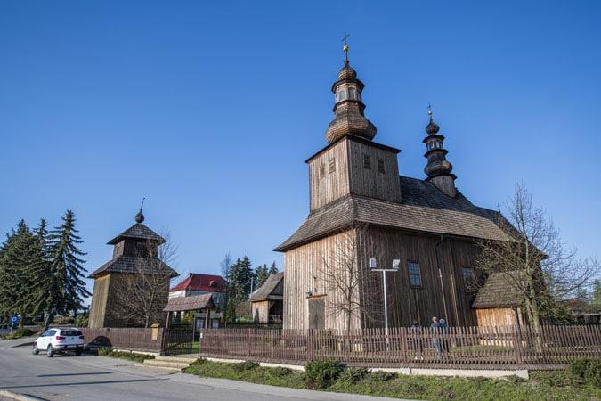 Kościół w Biórkowie Wielkim